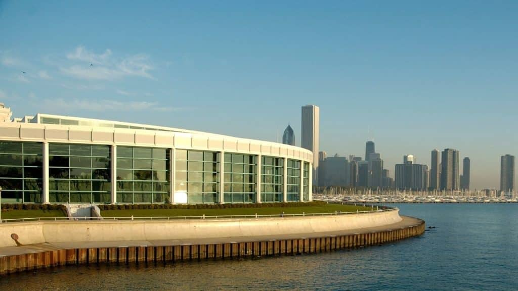 Shedd Aquarium is on the list of Illinois Link Card Museum DIscounts